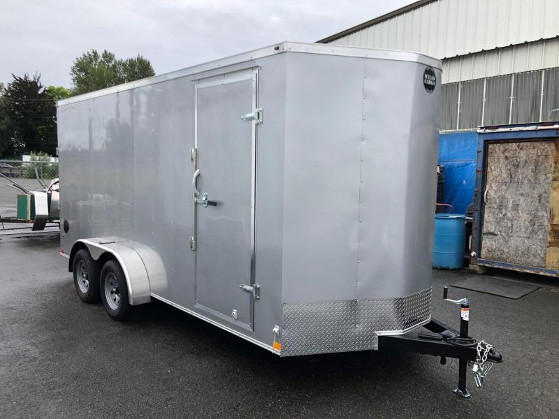 2021 Wells Cargo FastTrac Enclosed Cargo Trailer
