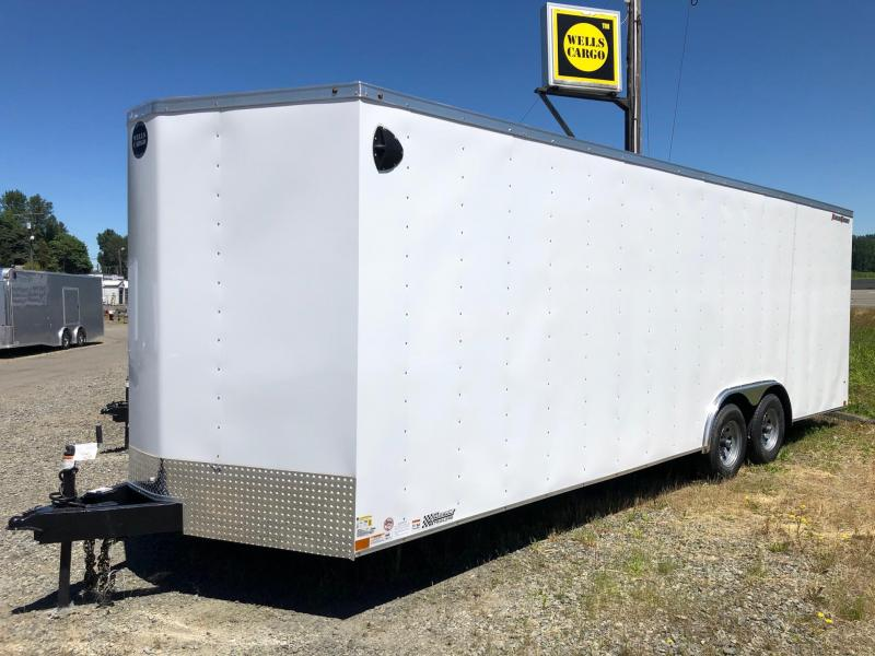 2020 Wells Cargo 8.5' x 24' FastTrac Car Hauler Car / Racing Trailer