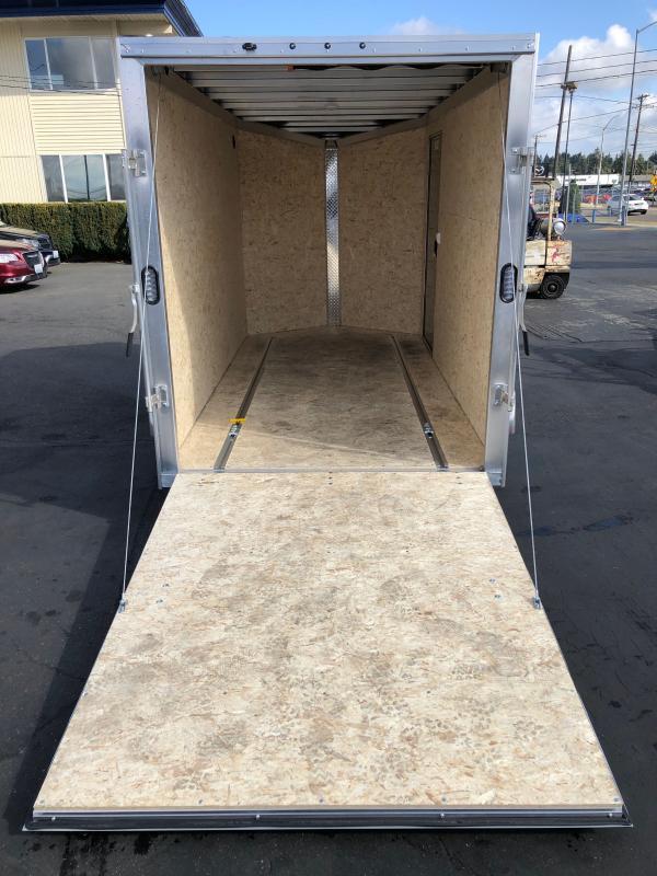 2022 Alcom-Stealth 6' x 12' Stealth Enclosed Cargo Trailer