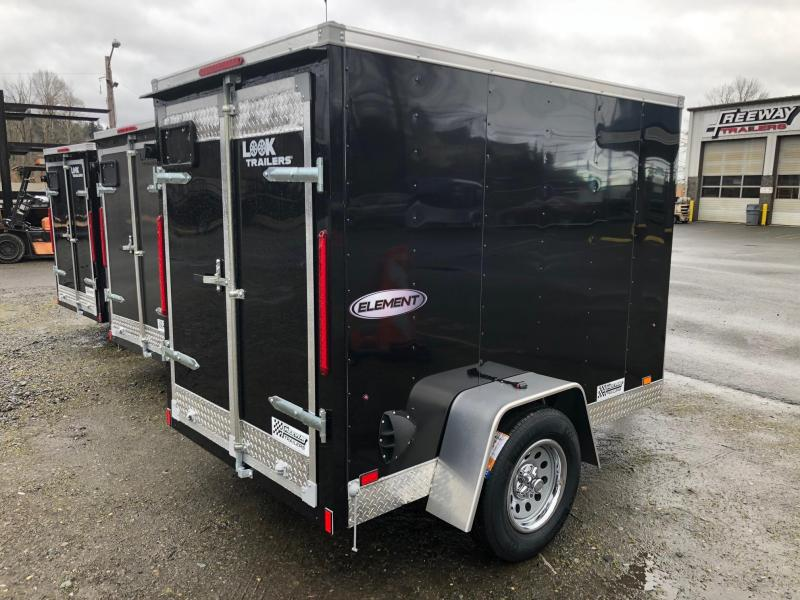 Look Trailers Element Cargo Enclosed Cargo Trailer