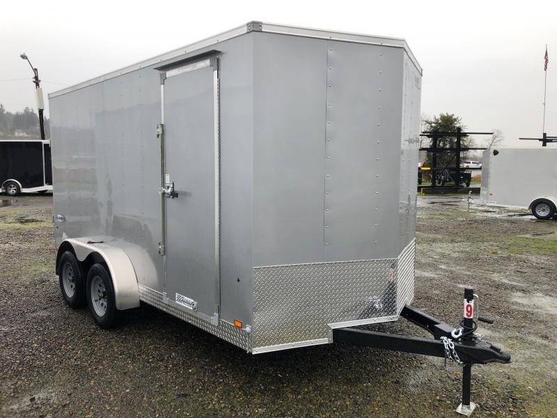 2022 Look Trailers 7' X 14' Element Enclosed Cargo Trailer