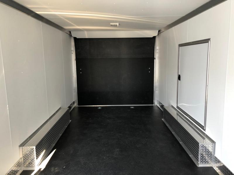 2021 Alcom-Stealth 8.5' X 20' Stealth Car Hauler Car / Racing Trailer