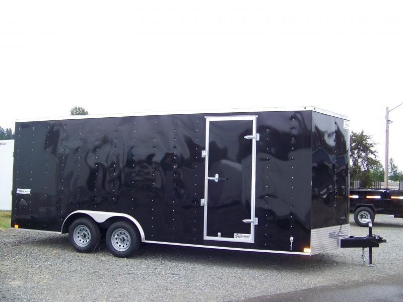 2020 Haulmark 8.5' X 20' V-Nose Passport Car / Racing Trailer
