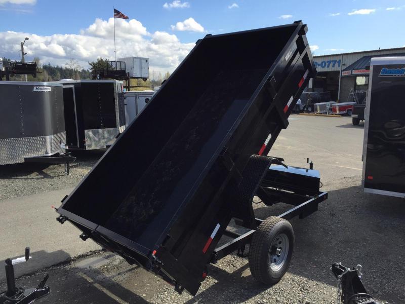2021 Eagle Trailer 5' x 10' Eagle Single Axle Dump Eagle Dump Trailer