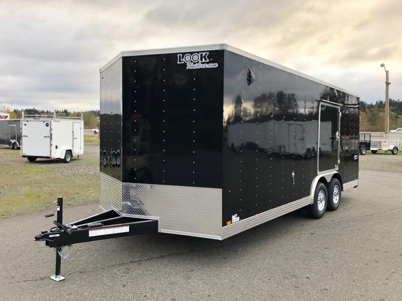 2021 Look Trailers 8.5' X 20' Element Auto Car / Racing Trailer