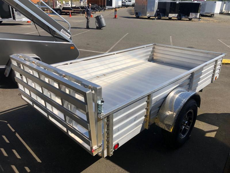 """2021 Sterling Trailers 6' X 10' X 16"""" Solid Side Utility Trailer"""