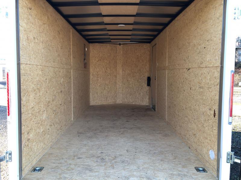 2021 Look Trailers 7' X 16' ELEMENT Enclosed Cargo Trailer