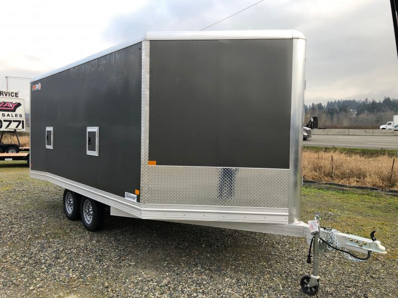 2021 SnowPro Snowmobile Trailer