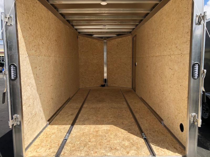 2022 Alcom-Stealth 7' X 16' Stealth Enclosed Cargo Trailer