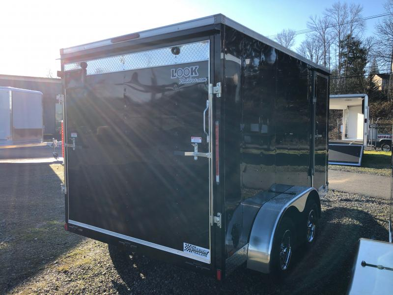 2021 Look Trailers 7' X 12' ELEMENT Enclosed Cargo Trailer