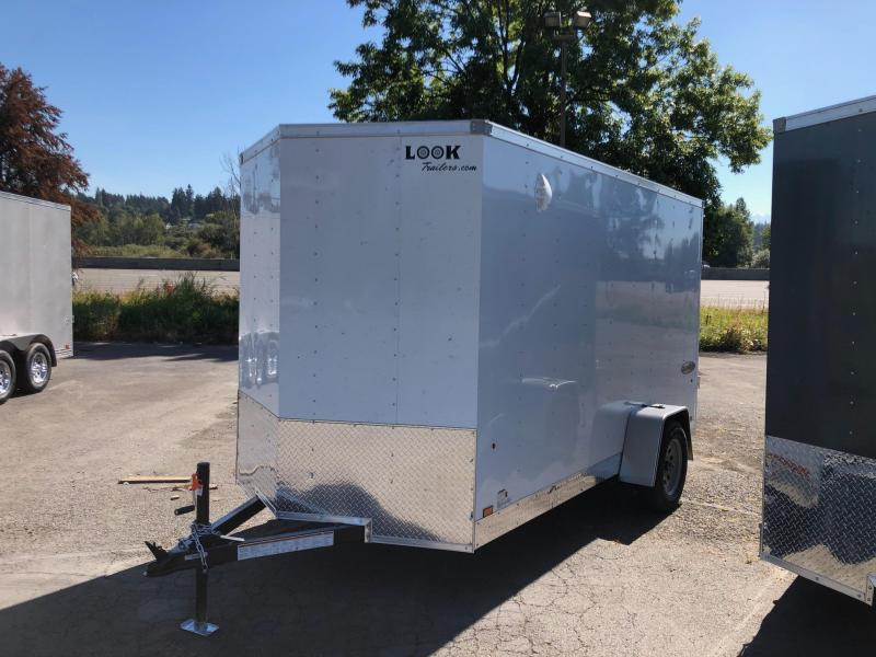 2021 Look Trailers 6' X 12' ELEMENT Enclosed Cargo Trailer