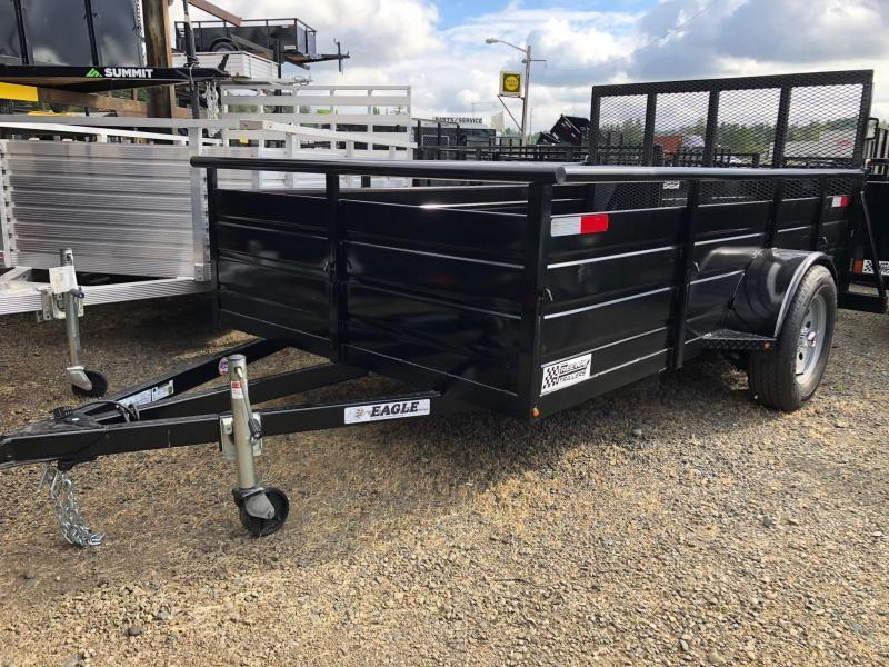 2020 Eagle Trailer 5' x 8' Eagle Ultra Deluxe Utility Trailer