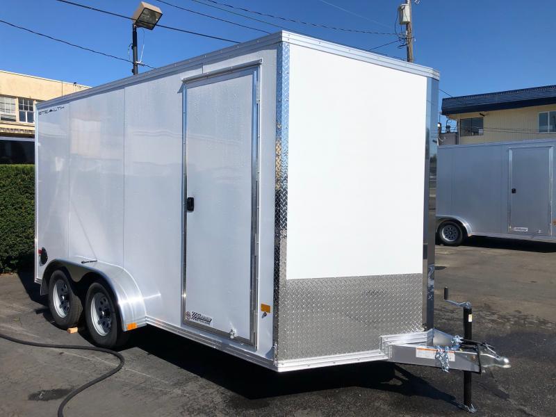 2022 Alcom-Stealth 7' X 14' Stealth Enclosed Cargo Trailer