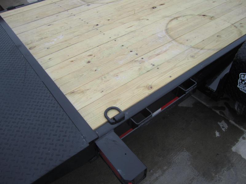 Sure-Trac 7 X 16 + 4 Tilt Bed Equipment  14K