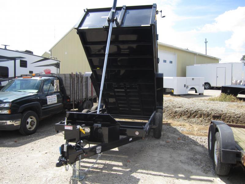 Sure-Trac 82 IN X 14 LP 14K Telescopic Dump