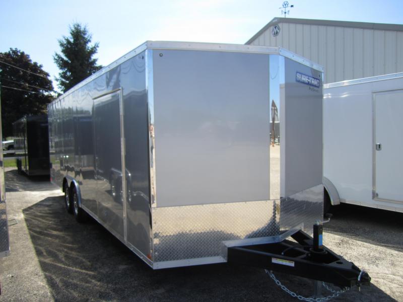 Sure-Trac 8.5x24 Pro Series Wedge C. Hauler TA 10K