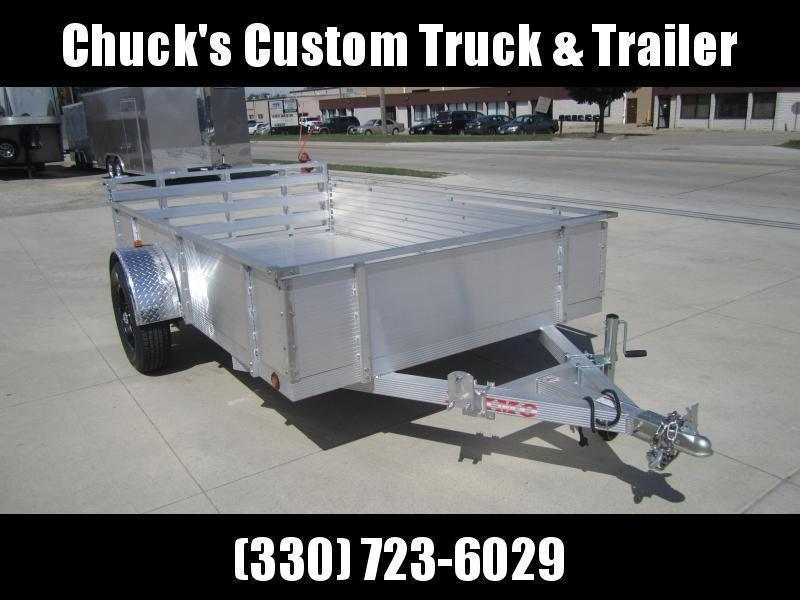 "Primo 6'X10' ALL ALUMINUM 16"" HIGH SIDES Utility Trailer"