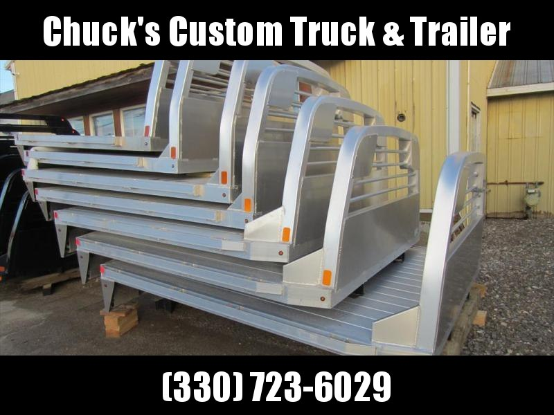 "CM ALRD 8'6""/97/56/38 Truck Bed"