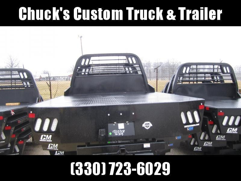 "2020 CM Truck Beds RD FLATBED 9'4""/97/34 Truck Bed"