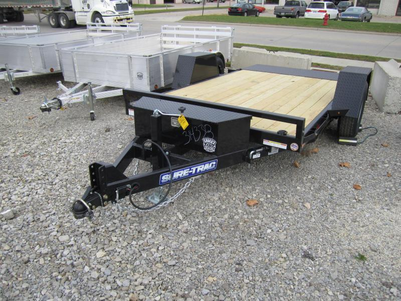 Sure-Trac 78 IN x 12 Tilt Bed Equipment 7.8K