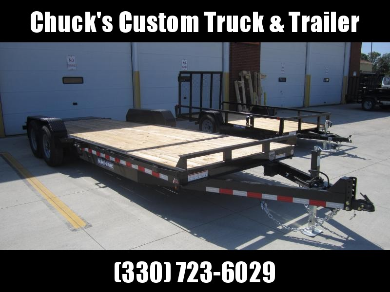 Sure-Trac 7 X 18 + 4 Tilt Bed Equipment 14K
