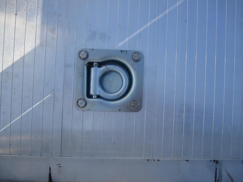 """Primo TANDEM ALUMINUM 82""""X18' Utility Trailer"""