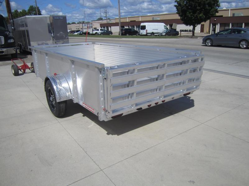 "Primo 6'X12' ALL ALUMINUM 30"" HIGH SIDES Utility Trailer"