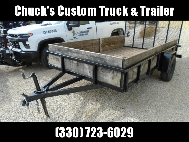 2010 Other used 6x12 Utilty Utility Trailer