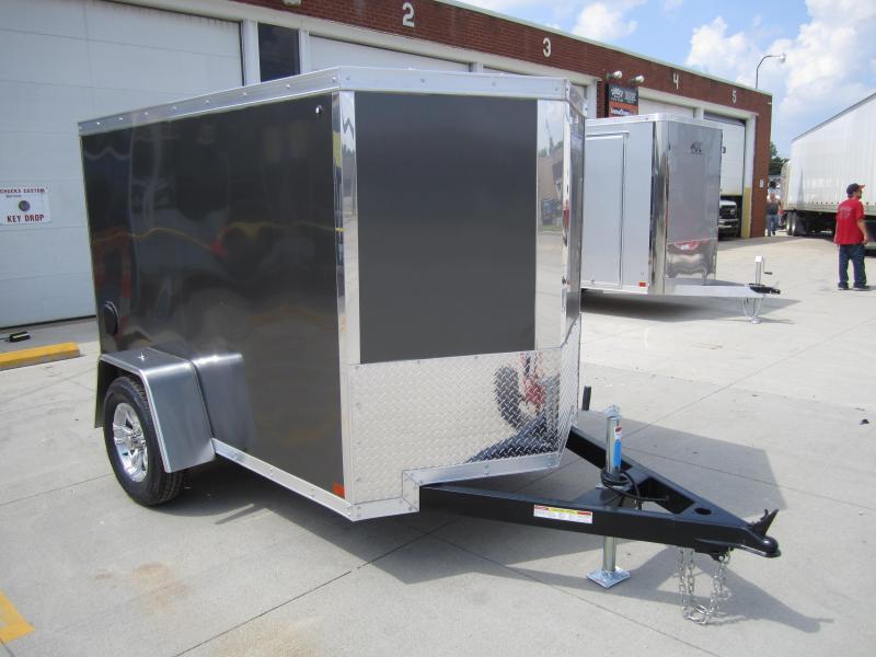 Sure-Trac 5 x 8 Pro Series Wedge Cargo SA
