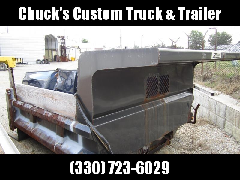 """2008 Other RUGBY 9' DUMP BODY USED 60"""" CAB TO AXLE Truck Bed"""