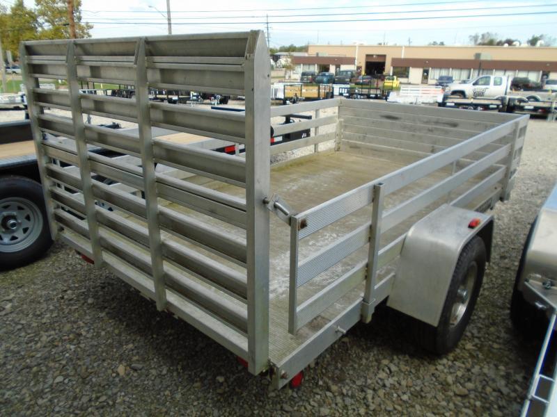 2009 Aluma 6'x10' all aluminum utility trailer Utility Trailer