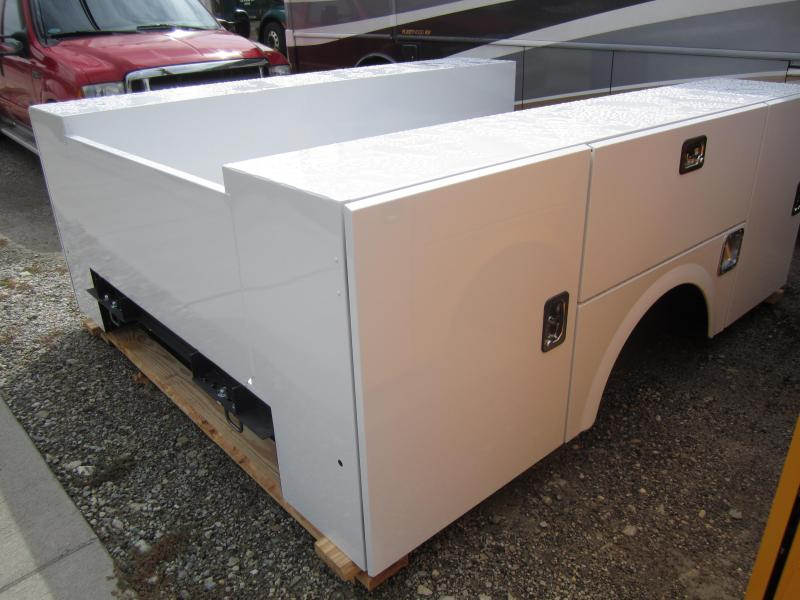 "2020 Stahl CHALLENGER STII 110"" 60""CA Truck Bed"