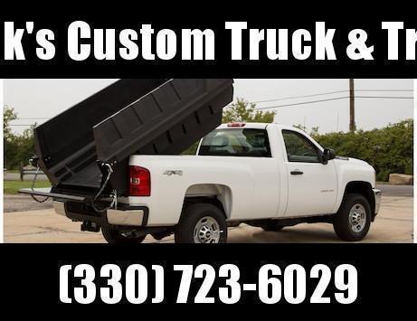 2020 DumperDogg 8 POLY DUMPER Truck Bed