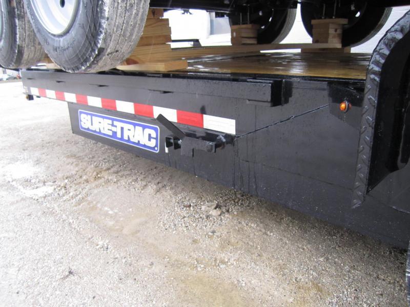 Sure-Trac 7 X 16 + 4 Tilt Bed Equipment  16K