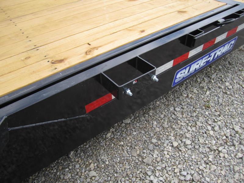 2021 Sure-Trac 7 x 18 + 4 Tilt Bed Equipment  16K