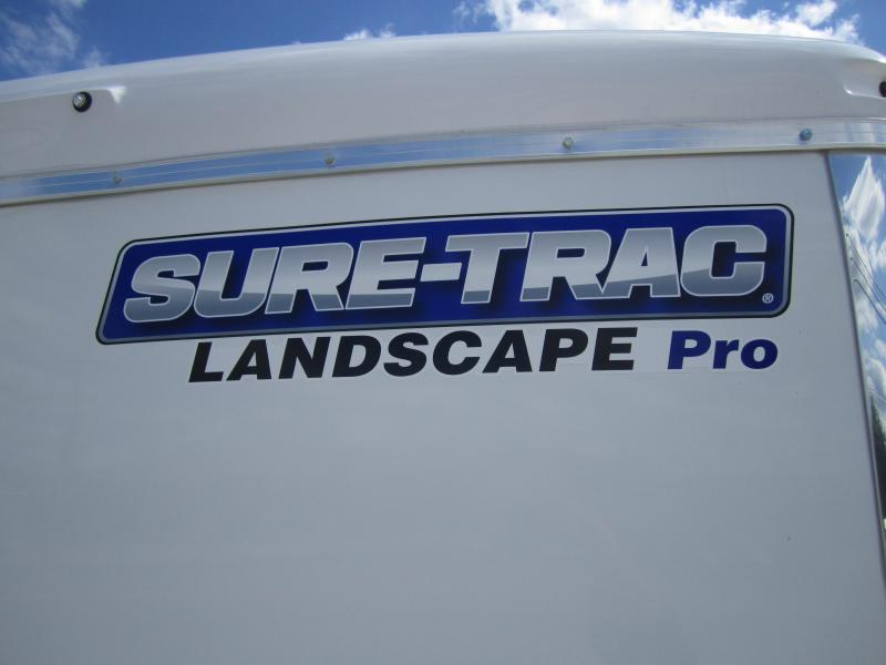 2020 Sure-Trac 8.5 x 20 Landscape Pro RT Cargo TA 10K