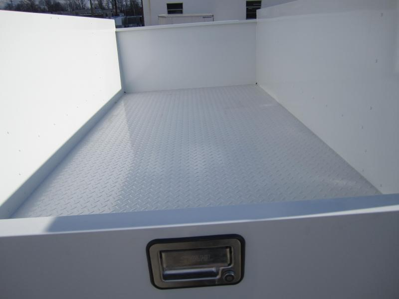 Other STAHL 98/78 SERVICE BODY Truck Bed