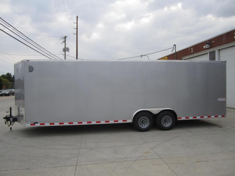 2021 Bravo Trailers 8.5'X24' CAR HAULER Enclosed Cargo Trailer