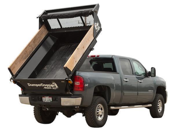 DumperDogg 8 STEEL DUMPER Truck Bed