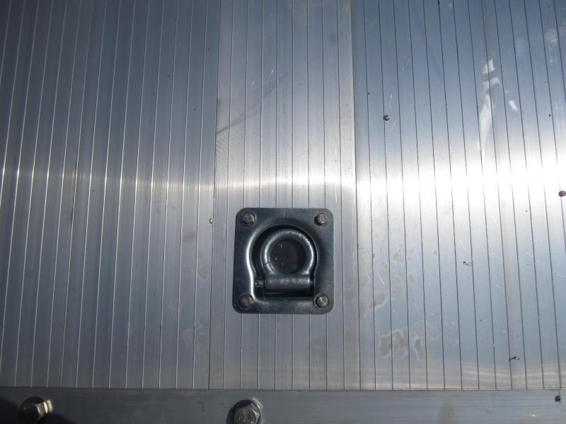 """2020 Primo TANDEM ALUMINUM 82""""X16' Utility Trailer"""