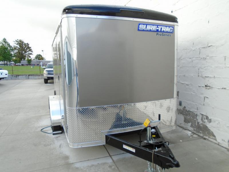 Sure-Trac 7 x 12 Pro Series RT Cargo TA 7K
