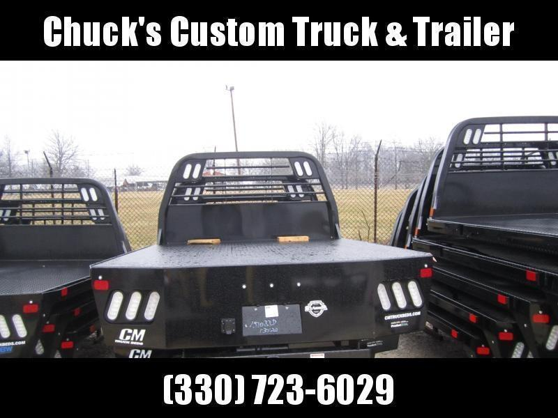 "2020 CM Truck Beds RD FLATBED 8'6""/84/42 Truck Bed"