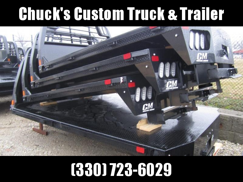 """CM Truck Beds RD FLATBED 11'4""""/97/34 Truck Bed"""