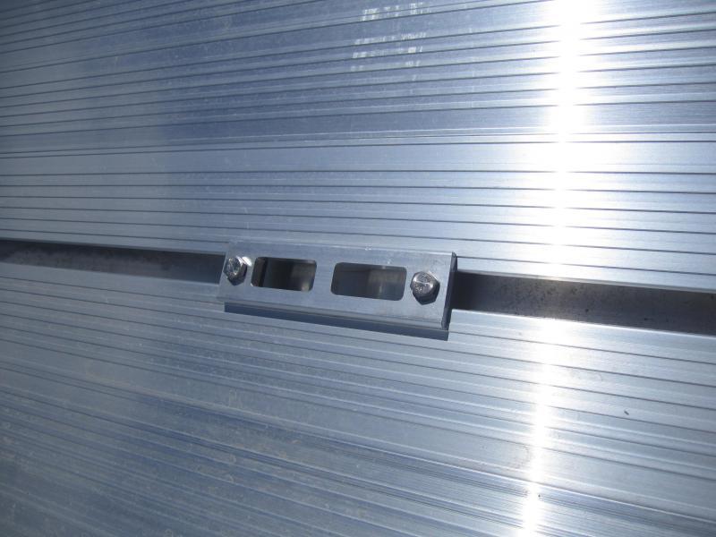 "Floe VERSAMAX UT 10.5'X79"" ALUMINUM Utility Trailer"
