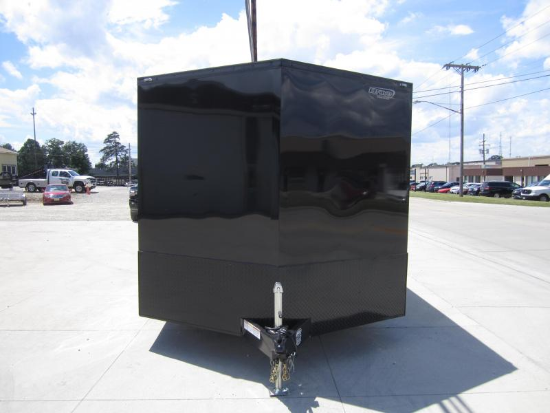 2020 Bravo Trailers STAR 8.5'X24' CAR HAULER MIDNIGHT EDITION Enclosed Cargo Trailer