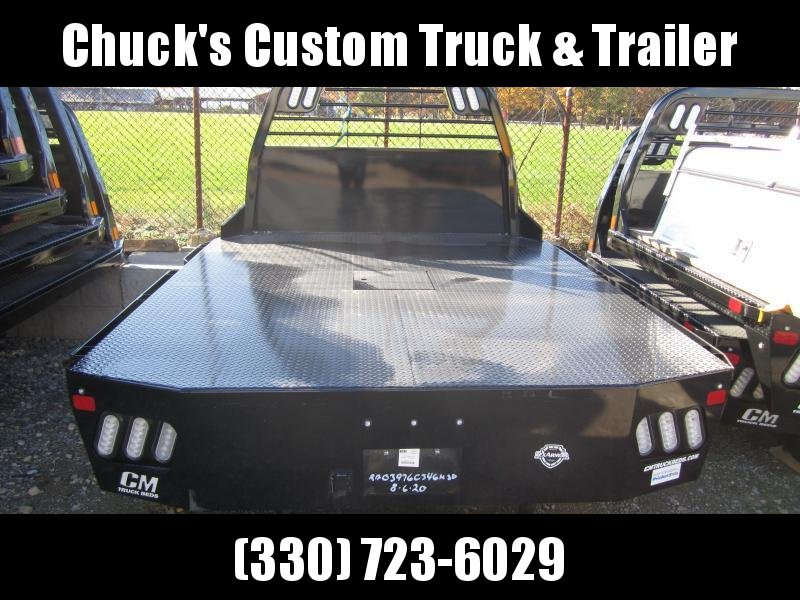 """GM 4500/5500 SD CM Truck Beds RD FLATBED 9'4""""/97/34 Truck Bed"""