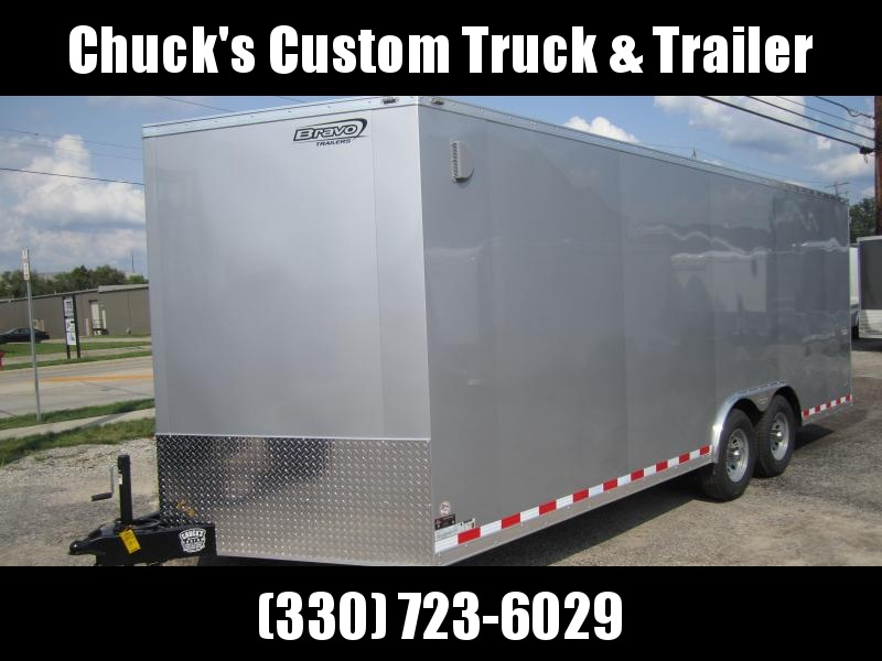 2021 Bravo Trailers 8.5'X20' CAR HAULER Enclosed Cargo Trailer
