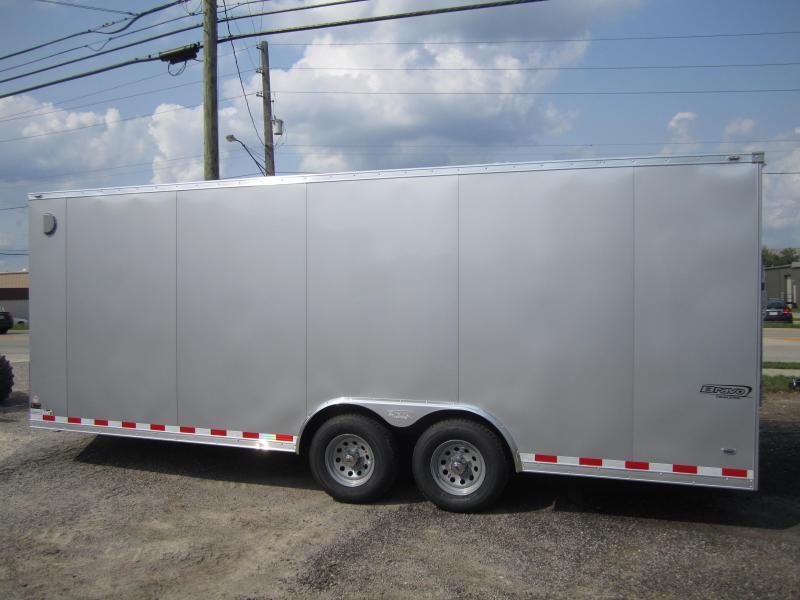 2021 Bravo Trailers 8.5'X20' CAR HAULER Enclosed Cargo Trailer