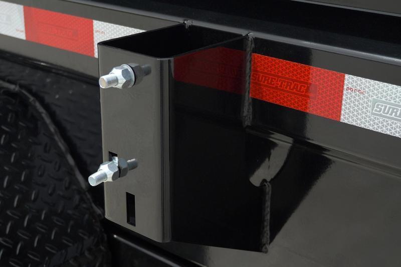Sure-Trac 62in x 10 LProfile Dump 7K Single Ram