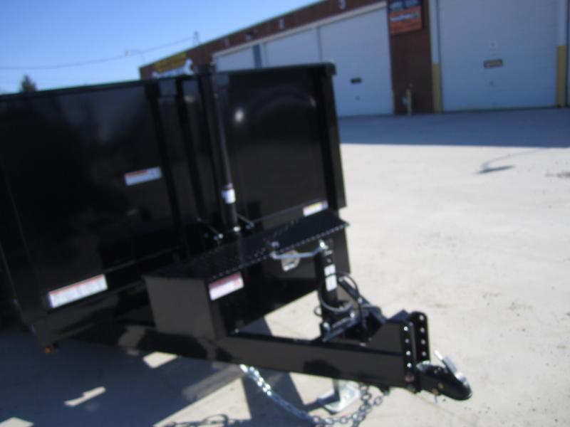 2021 Sure-Trac 82 IN X 12 LProfile Telescopic Dump 12K
